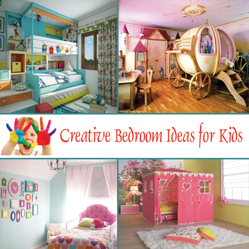 7 Creative Bedroom Ideas For Kids Slide 1 Ifairer Com