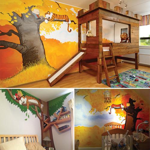 7 Creative bedroom ideas for kids Slide 4, ifairer.com