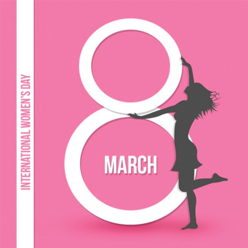 New  HD Free Download International Women39s Day PowerPoint Backgrounds