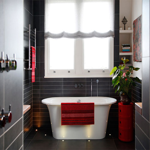 7 Easy tricks to make a small bathrooms look bigger Slide ...