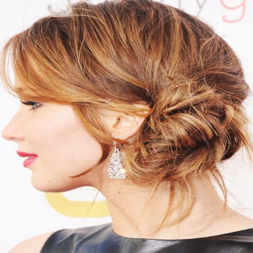 Outstanding 7 Elegant Bun Hairstyles For Parties Slide 6 Ifairer Com Hairstyles For Women Draintrainus