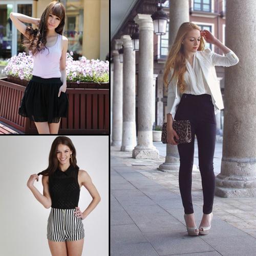 Tall Girls Fashion -35 Cute Outfits Ideas 48