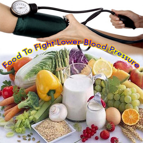 pressure blood food lower fight low ifairer foods raise help lowering diet care