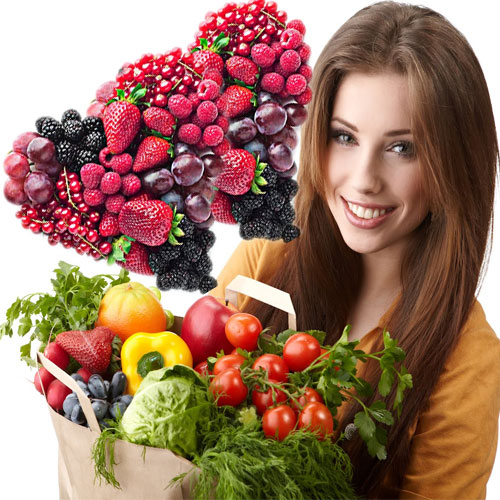 7 Fruits For Faster Hair Growth, 7 fruits for faster hair growth,  fruits for hair growth,  fruits that help your hair grow faster,  fruits are good for the hair,  fruits that may promote hair growth,  hair care,  hair care tips,  beauty tips,  how to make your hair beautiful ans long,  ifairer