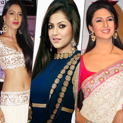 TV divas earn more than male leads, television actresses,  tv divas earning more than their male leads,  highest paid tv actresses,  tv gossips,  tv serial latest updates,  drashti dhami,  hina khan,  divyanka tripathi,  nia sharma,  ifairer