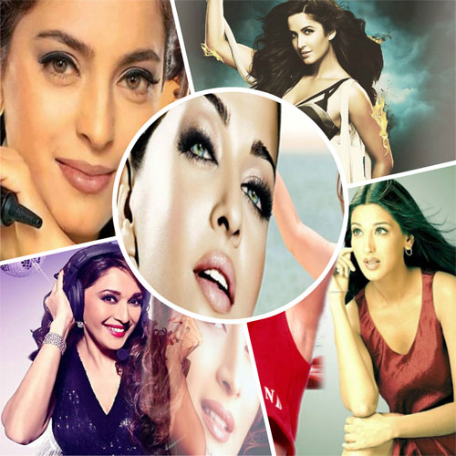 7 Most beautiful queens of B'wood, 7 most beautiful queens of bwood,  most beautiful queens of bollywood,  bollywood news,  bollywood gossip,  latest bollywood updates,  ifairer