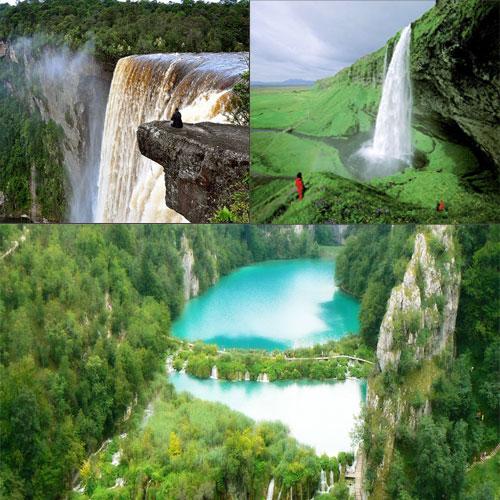 7 Most Beautiful Waterfalls Around The World Slide 1