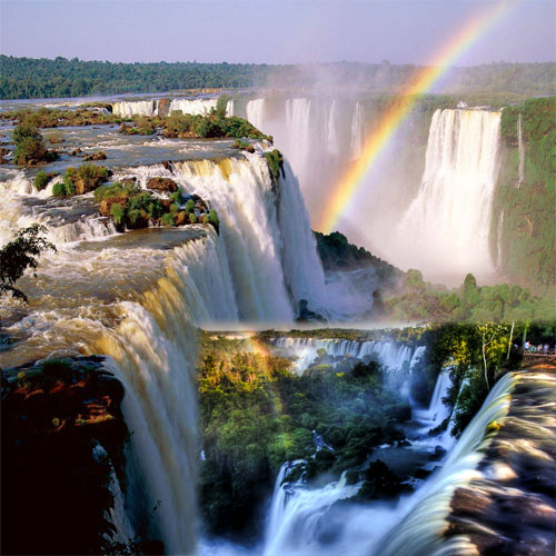 7 Most Beautiful Waterfalls Around The World