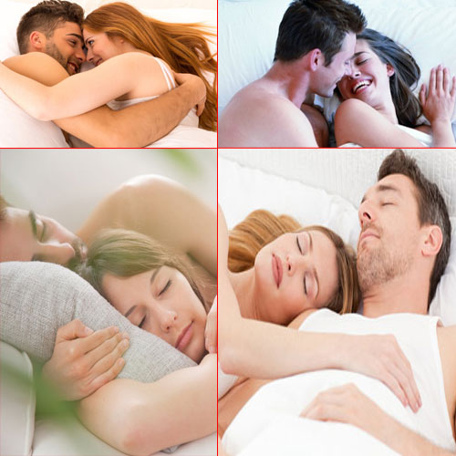 7 Sleeping Positions Reveal About Relationship