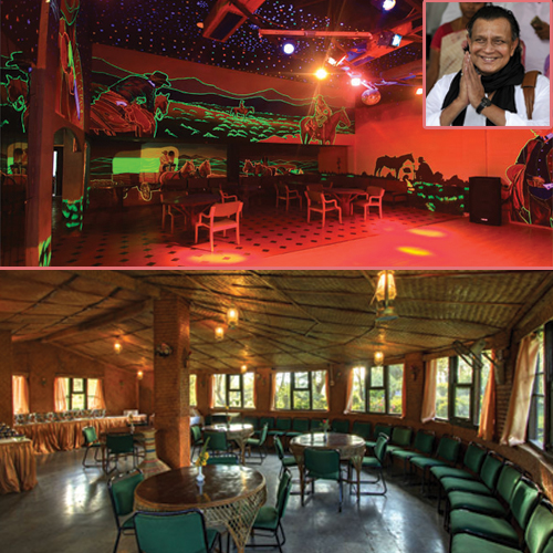 7 Successful Restaurant Chains Run By Bollywood Celebs Monarch Mithun Chakraborty