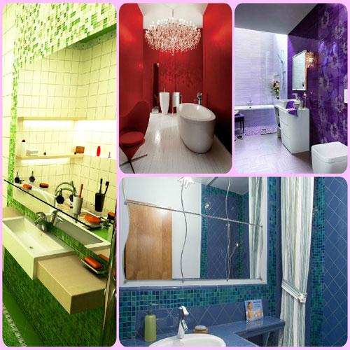 7 tips to make a small bathrooms look bigger slide 1 How to make a small bathroom look larger