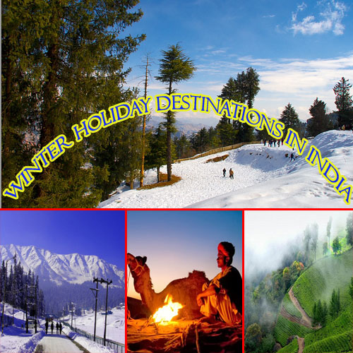 7 Winter holiday destinations in India, 7 winter holiday destinations in india,  winters are the best time to explore the tourist destinations in india,  tourist destinations in india,  winter holiday destinations in india,  winter vacation destinations in india,  travel,  destinations,  ifairer