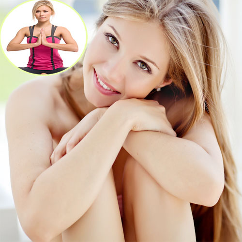 7 Yoga Poses For Glowing Skin, 7 yoga poses for glowing skin,  yoga can make your skin gorgeous,  get glowing skin with these 7 yoga asanas,  yoga for naturally glowing skin,  yoga poses for glowing skin,  skin care,  beauty tips,  ifairer