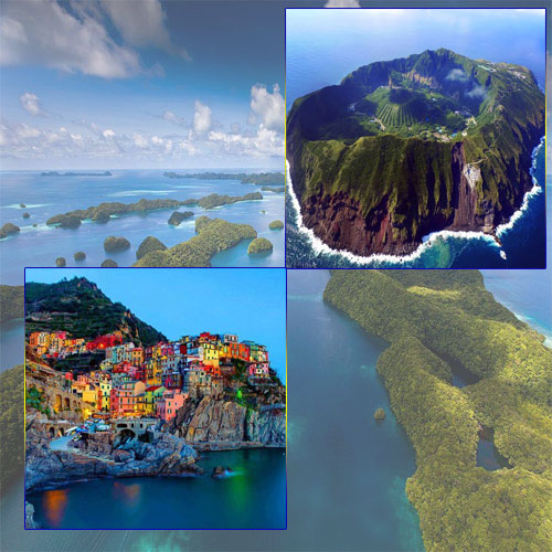 8 Breathtaking Places Of The World, Must See Slide 1