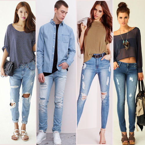8 Easy steps to rip your jeans at home, 8 easy steps to rip your jeans at home,  how to rip your own jeans,  how to make ripped jeans,  how to create your own ripped jeans look at home,  steps to rip your jeans,  make ripped jeans,  fashion tips,  ifairer