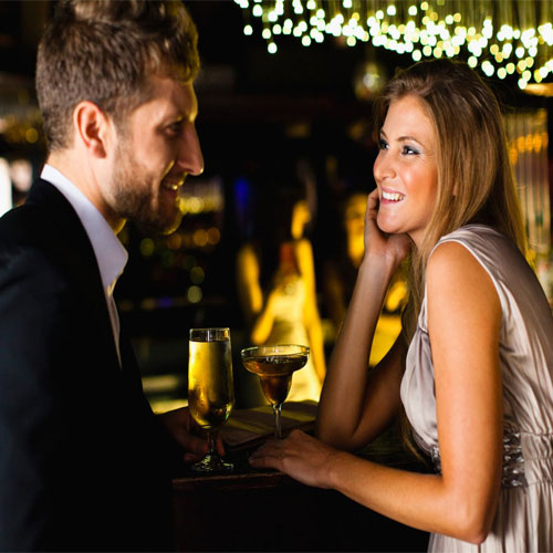 Sexual attraction eye contact in Sydney