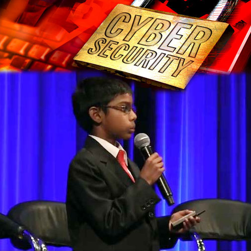 8 year old knows all about cyber security, 8 year talented kid speaks on cyber security,  8-yr-old whizkid to speak at cyber security summit in delhi,  general articles,  how 8 year talented kid speaks on cyber security,  ifairer
