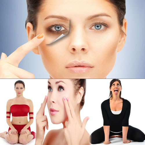 8 Yoga Postures, get rid of dark circles, 8 yoga postures and exercise to get rid of dark circle,  eye exercise,  yoga to brighten your dark circles,  get rid of under-eye dark circles with yoga,  eye exercise to cure from dark circle,  how to get rid of dark circles under your eyes,  yogic postures to remove dark circles,  fitness & exercise,  ifairer
