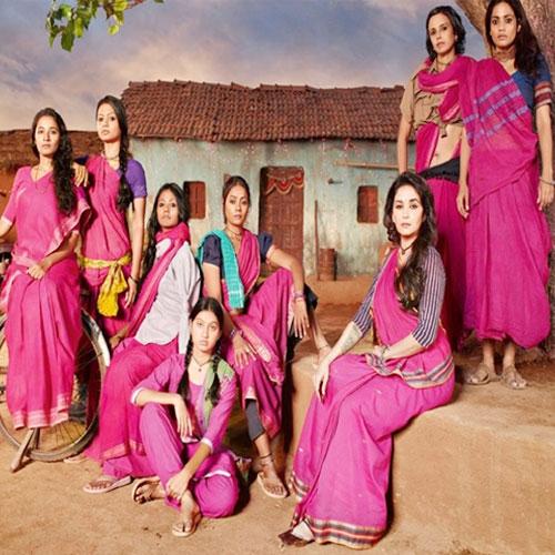 A power packed team for 'Gulaab Gang', gulaab gang,  dedh ishqiya,  madhuri dixit,  juhi chawla,  madhuri dixit's action packed movie,  entertainment,  bollywood,  gossips,  gulaab gang pictures