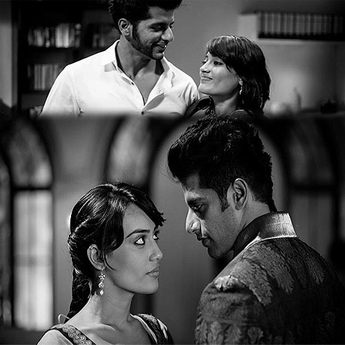 Aahil and Sanam's Romance , aahil and sanams romance,  sanam,  surbhi jyoti,  aahil,  karanvir bohra,  is aahil taking his relationship with sanam seriously,  qubool hai,  qubool hai upcoming episode news,  tv serial news,  tv serial tv buzz,  tv masala,  tv gossip,  tv serial latest news,  tv serial upcoming episode news,  ifairer