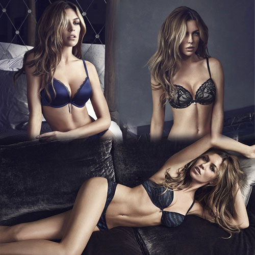 Abbey's latest lingerie collection