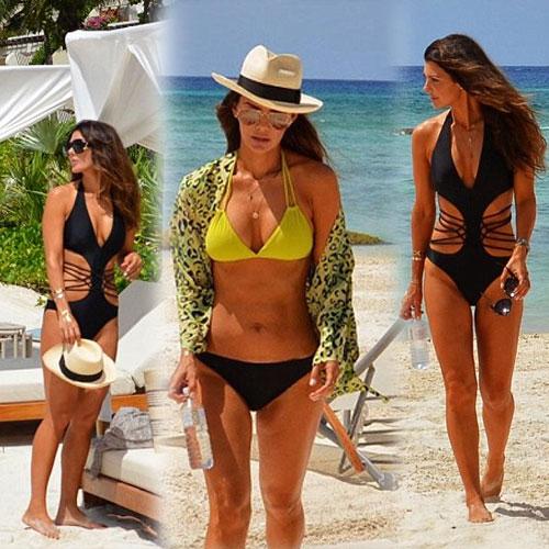 Ali Landry exposed her bikini body, ali landry exposed her bikini body,  hollywood news,  hollywood gossips,  latest news,  latest news of ali landry,  model ali landry,  ali landry