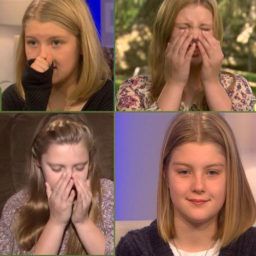Amazing:Girl sneezes 12,000 times a day, amazing: a girl sneezes 12, 000 times a day,  a girl sneezes 12, 000 times a day,  she is making world records,  general articles,  ajab gajab,  ifairer