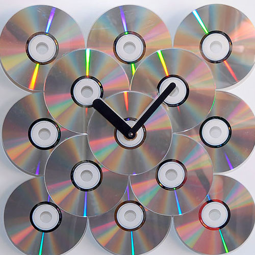 Amazing ideas to recycle your old CDs Slide 10, ifairer.com