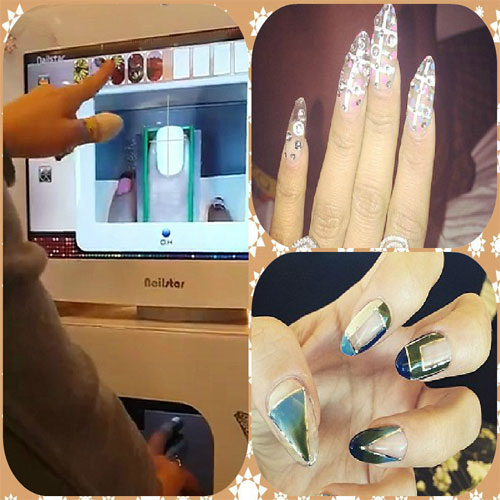 Amazing Machine For Nail Design Slide 1 Ifairer