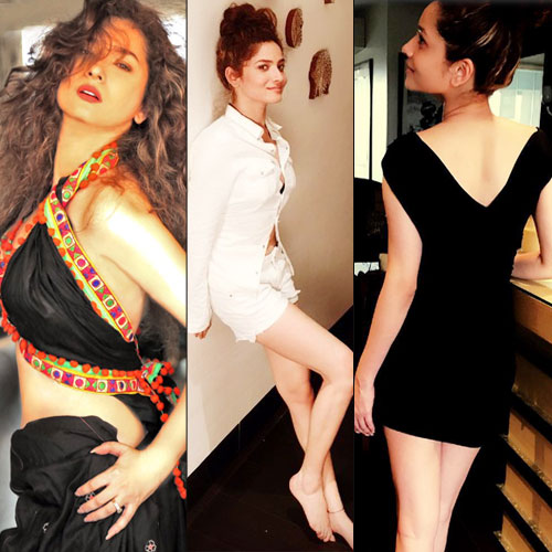 Ankita Lokhande's bold avatar post breakup, television actress ankita lokhande,  ankita lokhandes seductive avatar post breakup,  post breakup,  ankita lokhande goes bold,  ankita lokhande in bold avatar post breakup,  ankita lokhande stuns everyone with her new avatar,  tv gossips,  indian tv celebs news,  telly buzz,  telly update,  ifairer