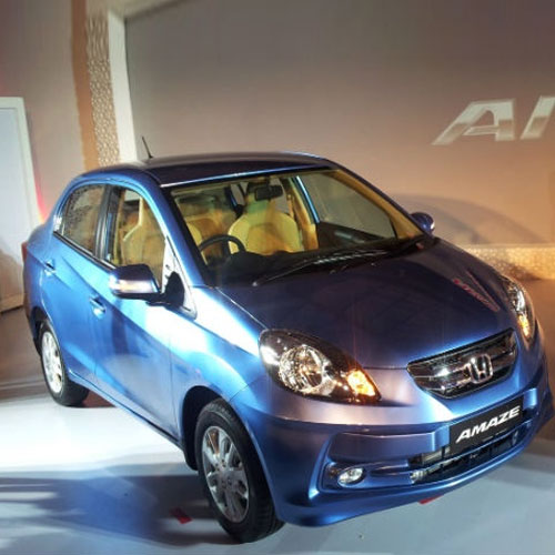 Anniversary Edition of Honda Amaze sedan , anniversary edition of honda amaze sedan,  automobile news,  honda cars,  amaze,  sedan,  latest news of automobiles,  latest news about honda car making company