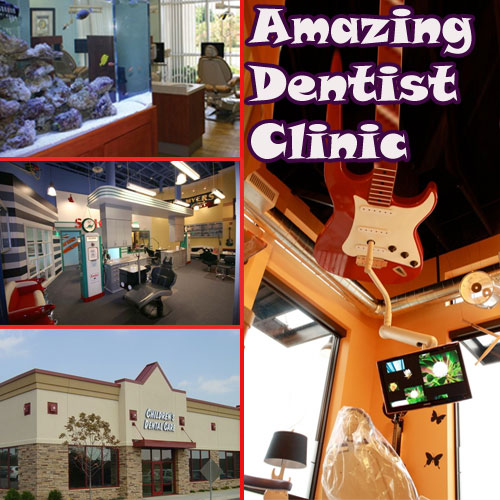 Awesome Dentist Offices to visit, dentist offices to visit,  travel
