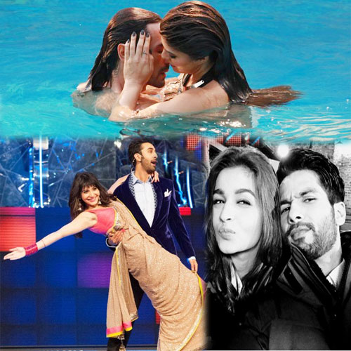 B-Town's New On Screen Couples, b-town new on screen couples,  new on screen couples,  bollywood,  bollywood gossip,  latest bollywood updates,  bollywood news,  new bollywood pair,  ifairer
