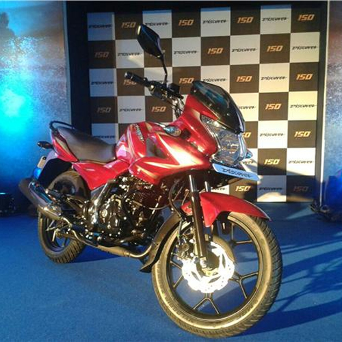 Bajaj launches Discover 150F and 150S!!, bajaj,  bajaj 150f and 150s,  price of bajaj 150f and 150s,  launch of bajaj 150f and 150s,  features of bajaj 150f and 150s,  specifications,  colors,  bajaj bikes,  bajaj motorcycles,  automobile news,  ifairer