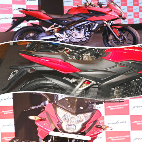 Bajaj Launches Pulsar Adventure Sports Motorcycles, bajaj launches pulsar adventure sports motorcycles,  bajaj auto launched its new range of sports bike,  new adventure sports motorcycles,  automobiles,  general articles,  ifairer