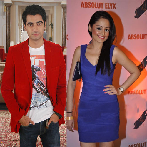 are gunjan and samrat dating in real life