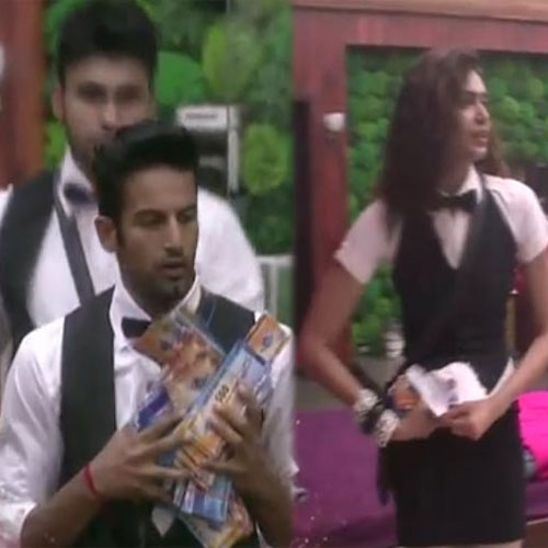 Bigg Boss Contestants Turn Butlers To Robbers  , bigg boss contestants turn butlers to robbers,  bigg boss 8 latest updates,   bigg boss 8 sneak peek contestants turn butlers to robbers,  tv gossip,  tv shows updates,  tv buzz,  ifairer