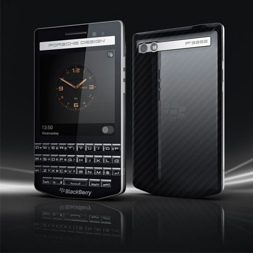 BlackBerry's Porsche smartphone @ 99,990, blackberry launches porsche smartphone @ 99, 990,  blackberry launches porsche smartphone,  blackberry porsche design p9983,  gadgets,  technology,  ifairer