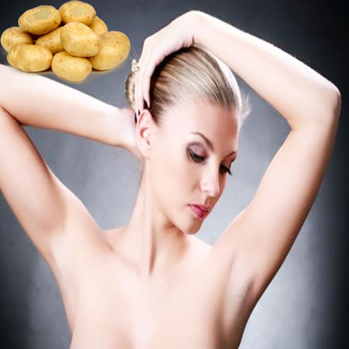 How To Get Whiter Underarms Naturally