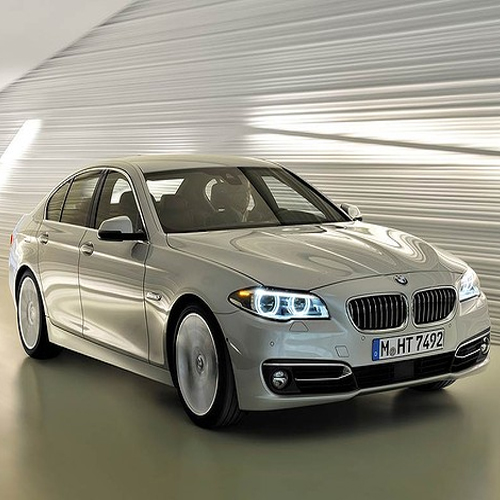 BMW 5-series diesels to get more power, bmw,  bmw series5,  bmw series 5 engine,  bmw india,  bmw 518d and 520 model,  engine power