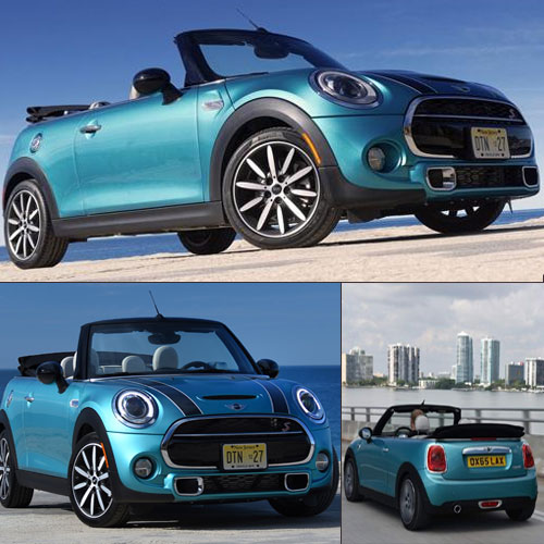 BMW unveils new Mini Convertible, bmw ini convertible,  bmw unveils new mini convertible,  bmw unveils new mini convertible; may look at local assembly,  technology,  automobiles,  ifairer
