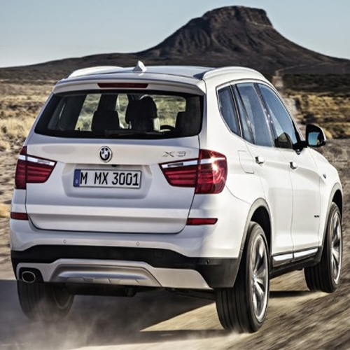 BMW X3 facelift launching on August 28 , new bmw x3,  price of new bmw x3,  launch of new bmw x3,  variants of new bmw x3,  features of new bmw x3,  bmw x3,  new bmw x3 facelift,  bmw,  geneva motor show,  automobile news,  automobile industry