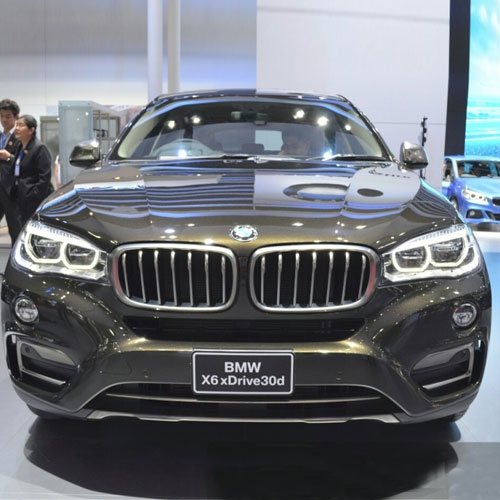 BMW X6 second gen to launch on July 23 , bmw x6 second gen to launch on july 23,  bmw x6 second gen to launch,  bmw x6,  automobiles,  technology,  ifairer