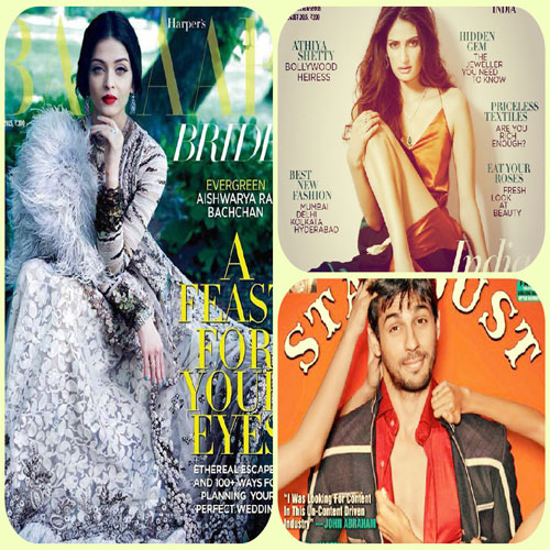 B'wood celebs on August issue 2015, bollywood celebs on august magazine covers,  cover of the august issue 2015,  fashion trends 2015,  fashion trends,  ifairer