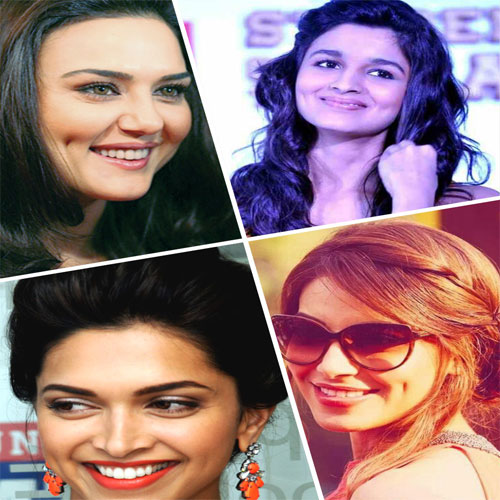 Bollywood hottie with dimple cheeks, bollywood hottie with dimple cheeks,  bollywood actresses are famous for their attractive and hottest dimples,  dimpled bollywood actresses,  bollywood news,  bollywood gossip,  latest bollywood updates,  ifairer