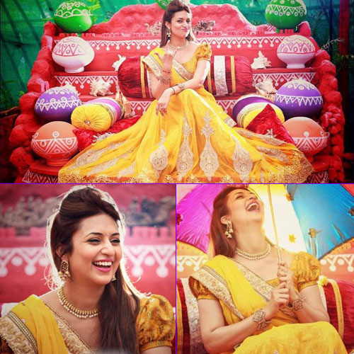 Bride-To-Be Divyanka rocks her mehendi and sangeet ceremony in colors, television actress divyanka tripathi,  bride-to-be divyanka rocks her mehendi & sangeet ceremony in colors,  divyanka tripathi haldi ceremony photos,  divyanka tripathi`s mehendi and sangeet ceremony,  divyanka tripathi`s mehendi and sangeet ceremony,  tv gossips,  indian tv cserial velebs news,  tellybuzz,  tellyupdates,  ifairer