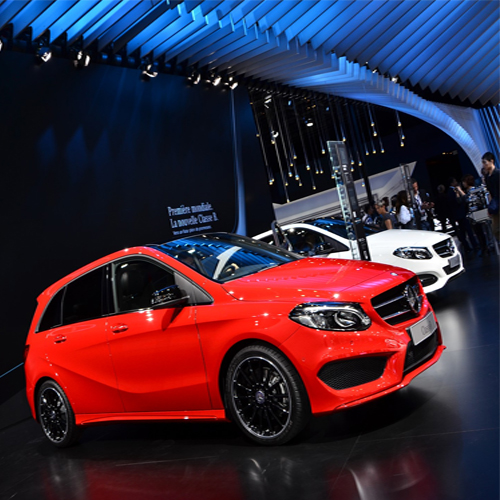 Car launching  in March 2015 in India