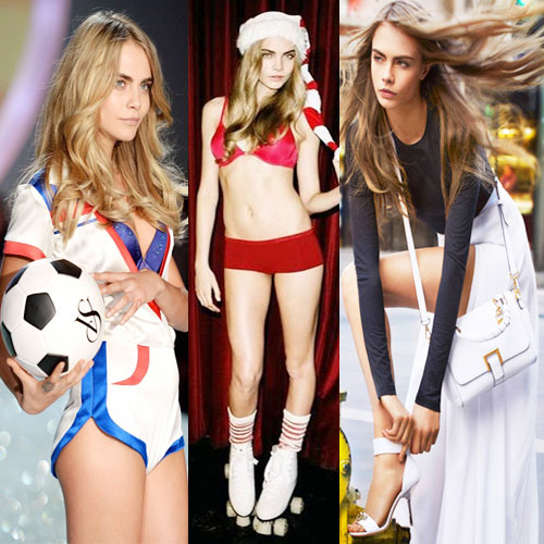 Cara Delevingne: UK's most Googled fashion figure, british model cara delevingne,  cara delevingne most googled fashion figure,  cara delevingne,  victoria's secret models,  fashion tips,  fashion accessories,  fashion trends