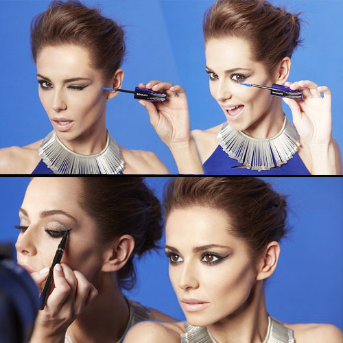 Cheryl is the news face of L'Oreal mascara , hollywood actresses cheryl fernandez,  cheryl is the news face of loreal mascara,  cheryl fernandez is the news face of loreal lash sculptor,  hollywood news hollywood gossip,  latest hollywood updates,  ifairer