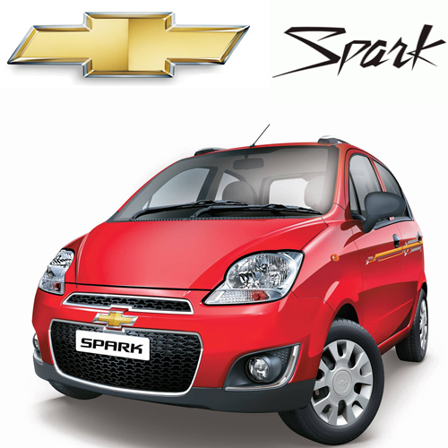 Chevrolet Spark limited edition launched, chevrolet spark limited edition,  chevrolet india,  launch of chevrolet spark limited edition,  price of chevrolet spark limited edition,  features,  specifications,  chevrolet spark,  chevrolet motors,  chevrolet spark limited edition interiors,